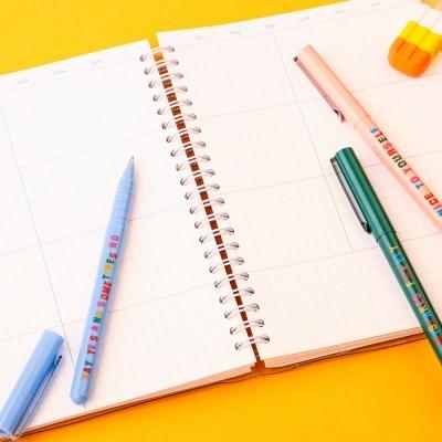 밴도 WRITE ON 펜 세트 - BE NICE