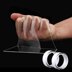 초강력 만능 실리콘 방수 양면테이프 1M 1+1/3M
