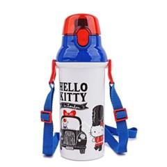 헬로키티 런던 원터치 물통H446009