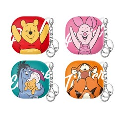 [T] 디즈니 곰돌이 푸 컬러 버즈라이브 하드케이스