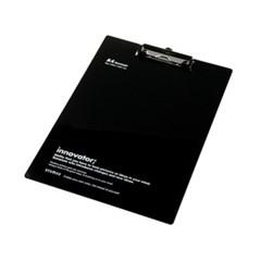 시스맥스 컬러 클립 보드 - 블랙_(334712)