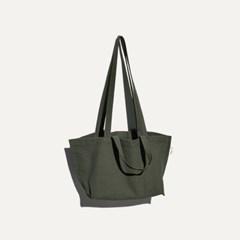 Four Seasons Bag / Small / Olive (사계절 천가방)