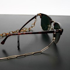 Acetate glasses chain (reo sky)