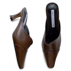 kami et muse Wave top heel slippers_KM20w085