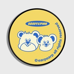 best friends brody and pinn-yellow(스마트톡)_(1667510)