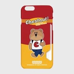 Hello chestnut-red/yellow(카드수납케이스)_(1667793)