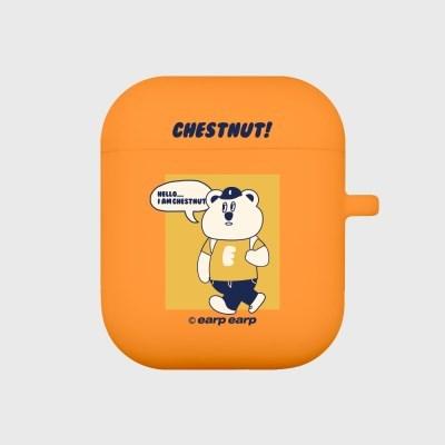 Hello chestnut-yellow/orange(Air pods)_(1667751)