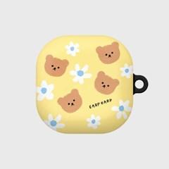 Dot flower bear-yellow(buds live hard)_(1667560)