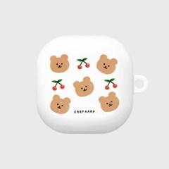 Dot cherry bear-white(buds live hard)_(1667555)