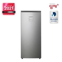 위니아딤채 21년형 신제품 EDS11EFMMSS 스탠드김치냉장고 102L