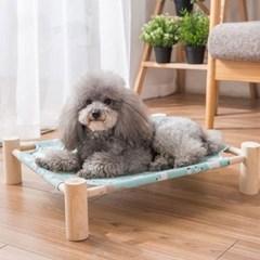 고양이 하우스 강아지 집 방석 침대 스퀘어 펫 해먹