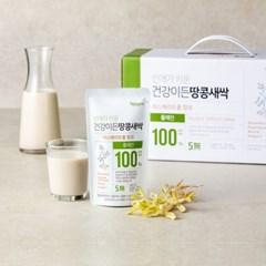 [한끼식사]안개가키운건강이든100%땅콩새싹 순식물성단백질음료