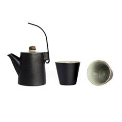 [호우시리즈] 저녁 바람 다관 세트 - Evening Breeze Tea Set