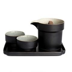 [호우시리즈] 점심 그림자 다관 세트 - Daylight Shadows Tea Set