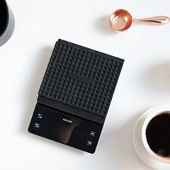 [칼딘] 커피 계량저울 타이머 프로 드립스케일 1kg