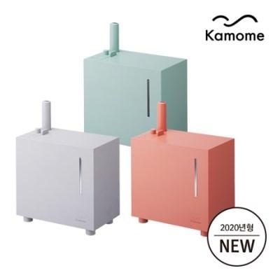 카모메 초음파식 스퀘어 가습기 KAM-HU300(그레이/민트/핑크)