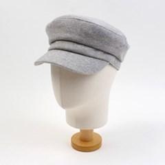 Mild Wool Light Gray Marine Cap 울마린캡