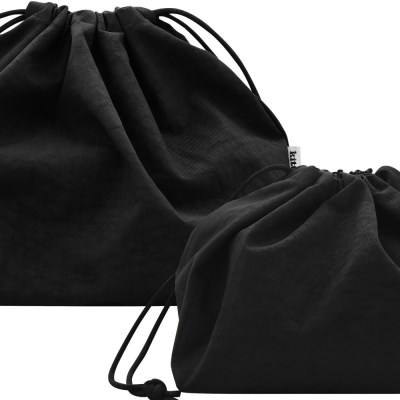 Easy Black Plump Pouch