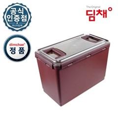 [정품] 14.1L 딤채 김치통 김치용기 김치냉장고 전용용기 WD002848