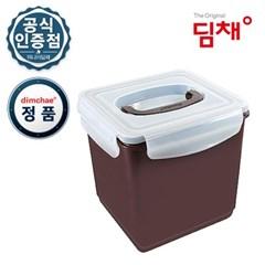 [정품] 5.5L 딤채 김치통 김치용기 김치냉장고 전용용기 WD001108