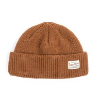HEAVY WEIGHT MARINE WATCH CAP (mustard)