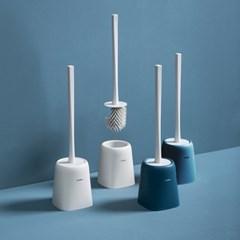 화장실 욕실 청소솔 실리콘 변기솔 변기청소 도구