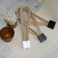 [나산] 타이백 자석 커튼끈 2P TM4 3종 (당일발송)