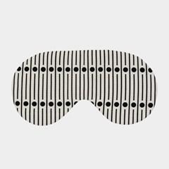 Miller Black Sleep Mask Set