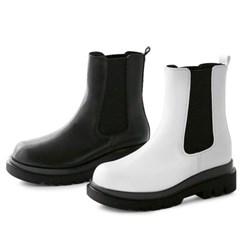 kami et muse Platform chelsea boots_KM20w094