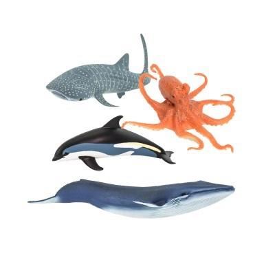 [사파리엘티디] 해양동물피규어 세트2(100366,422129,22_(1717432)