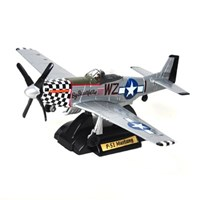 [모터맥스] 1:48 보잉 P-51 머스탱 전투기 (540M76336)