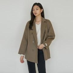 half handmade coat
