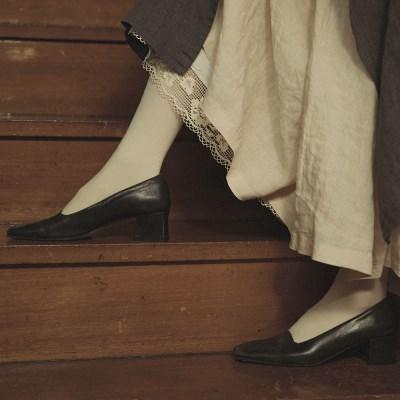 레이스 페티코트 : Lace petticoat