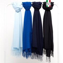 이태리 직수입 파시미나 머플러 (Made In Italy)20칼라-블루그룹