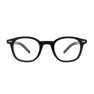 tanz BLACK 뿔테 안경
