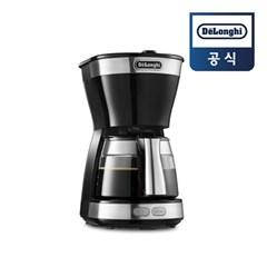[드롱기] 미니드립 650ml 커피메이커 ICM12011.BK