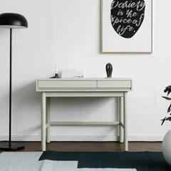 [코코소프트] A형 책상/테이블 : 블랑그린 700