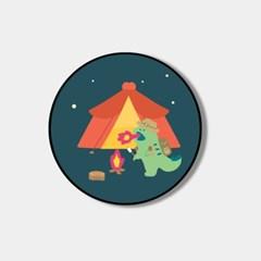camping 랩터공룡 스마트톡
