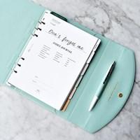 (만년형) Freestyle Gentle Diary