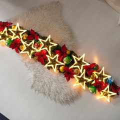 LED라인별가렌드 150cmAP 크리스마스 장식 TRWGHM
