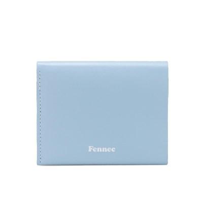 FENNEC RAW WALLET - FOG BLUE