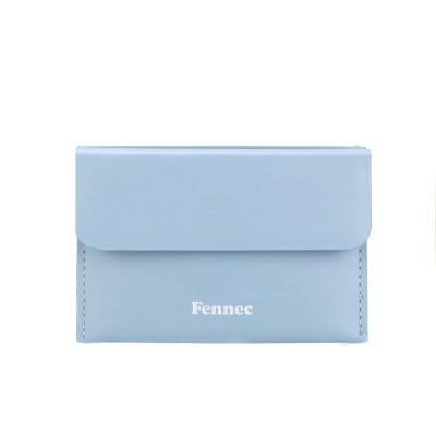 FENNEC RAW CARD POCKET - FOG BLUE