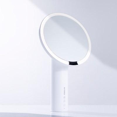 아미로 프로페셔널 메이크업 LED조명거울 화이트_(811705)