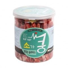 강아지간식) 쿵 소슬라이스200g_(369038)