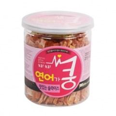 강아지간식) 쿵 연어 슬라이스200g_(369036)