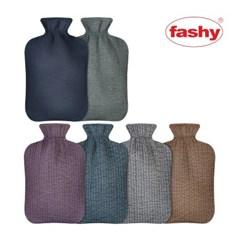 [Fashy]독일생산 파쉬 보온 물주머니/핫팩_양면누빔커버_(2500774)