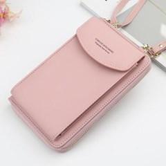 미니 크로스백 휴대폰 가방 지갑 겸용