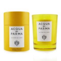 아쿠아 디 파르마 센티드 캔들 - 라 까사 술 라고 200g/7.05oz