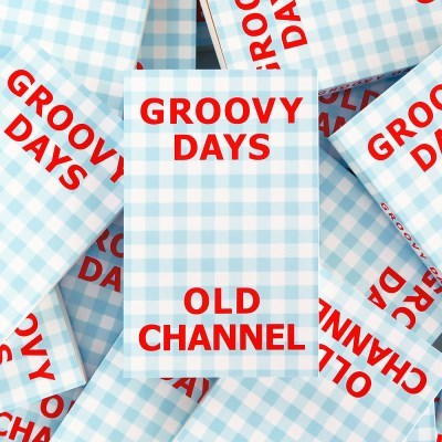 GROOVY DAYS DIARY - Gingham Sky