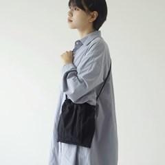 쿼카 미니백 (black)